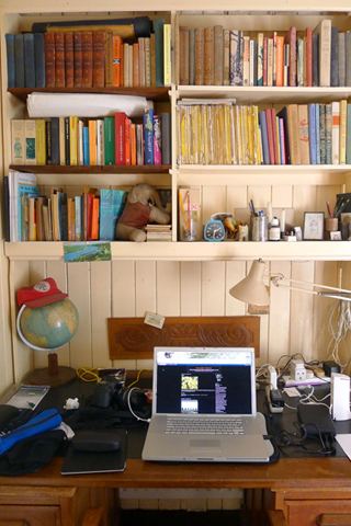 study, huis 380x480