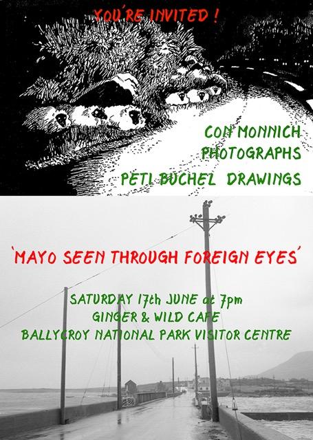exhibition Mayo through foreign eyes