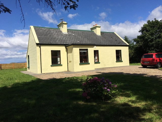 Claggan Cottage Artist Residency aan de Westkust van Ierland