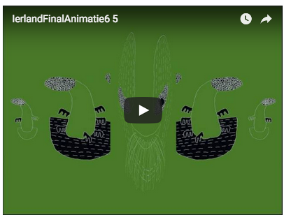 Ireland animation by Peter Bremer