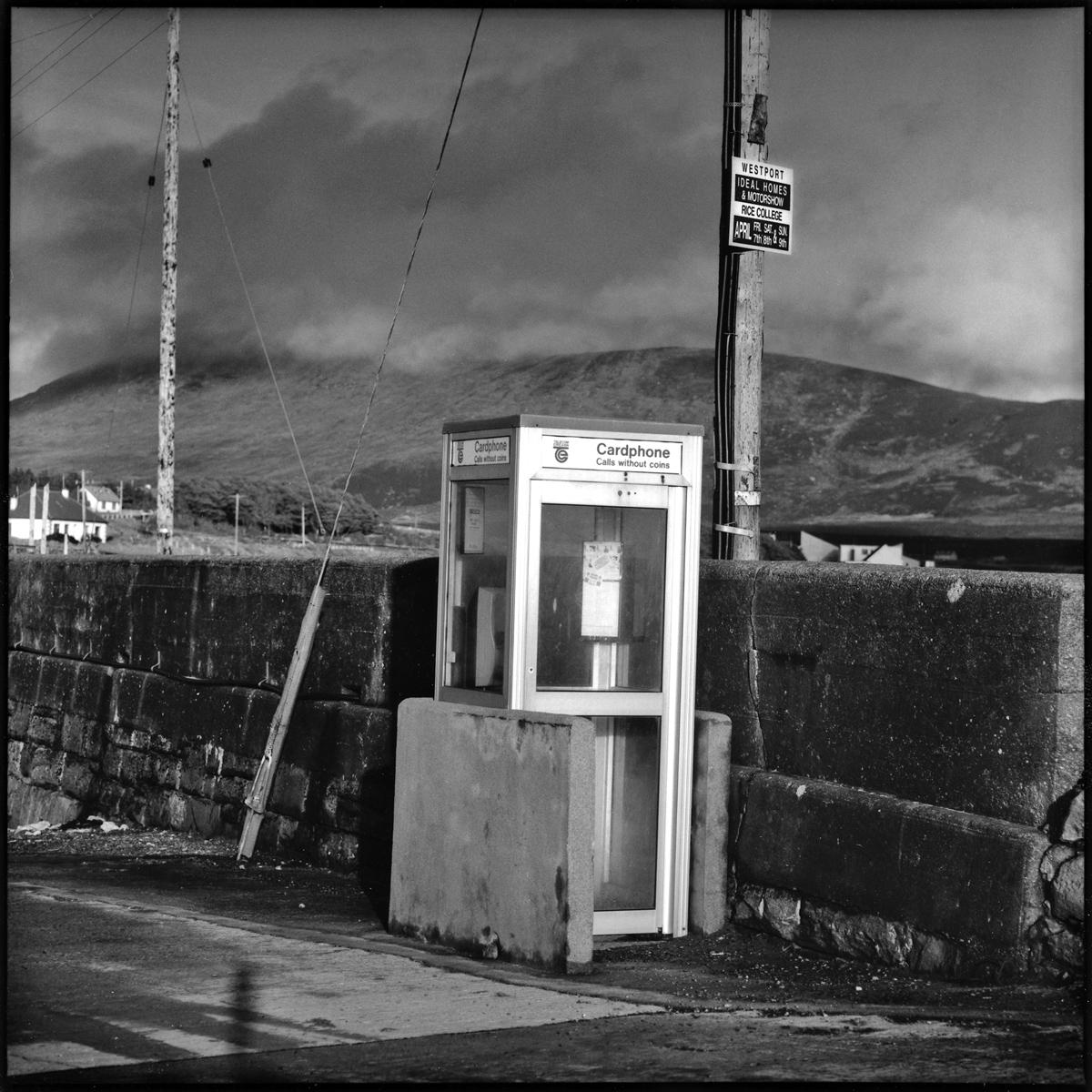 telefooncel Achill Sound