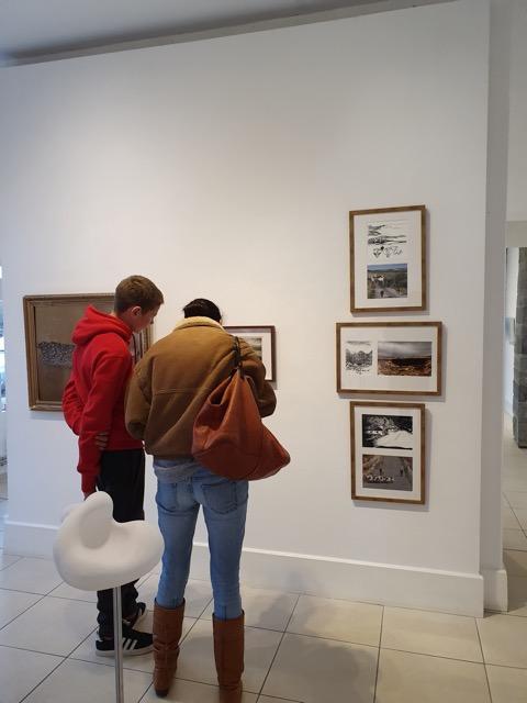 oint Exhibition Custom House, Westport © Con Mönnich and Peti Buchel