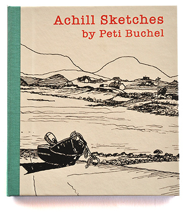Achill Sketches Peti Buchel Redfox Press