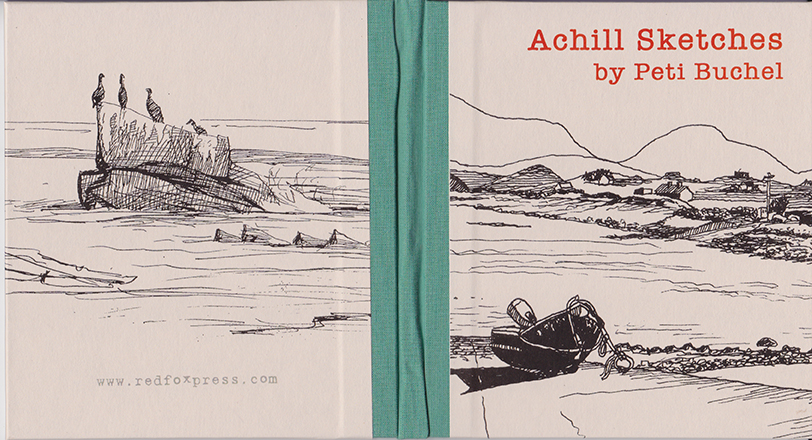 Cover Achill Sketches © Peti Buchel.jpg