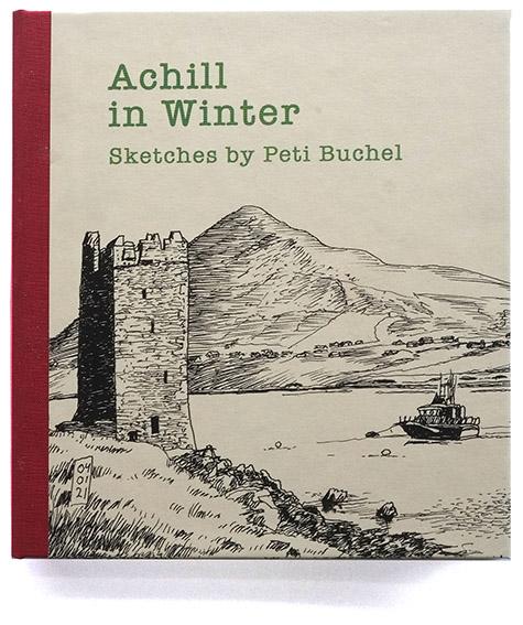 Achill in Winter Sketches Ireland