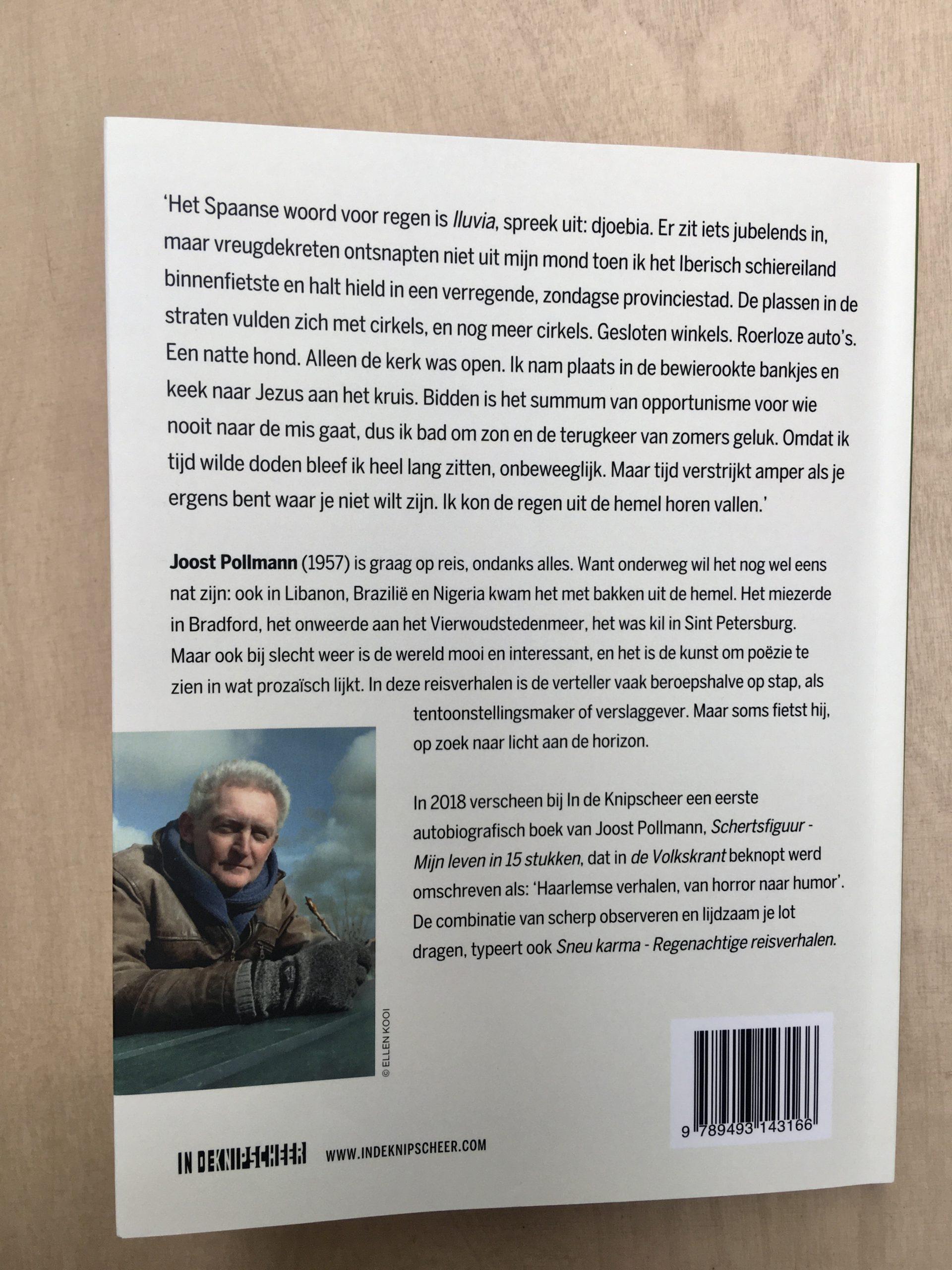Sneu karma travel stories by Joost Pollmann